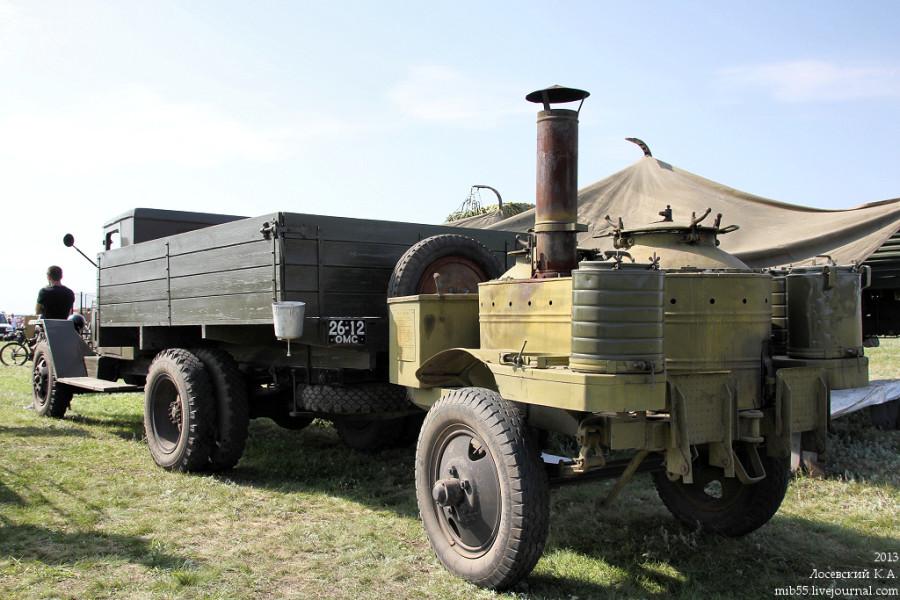 УралЗиС-5 и КП-2-48