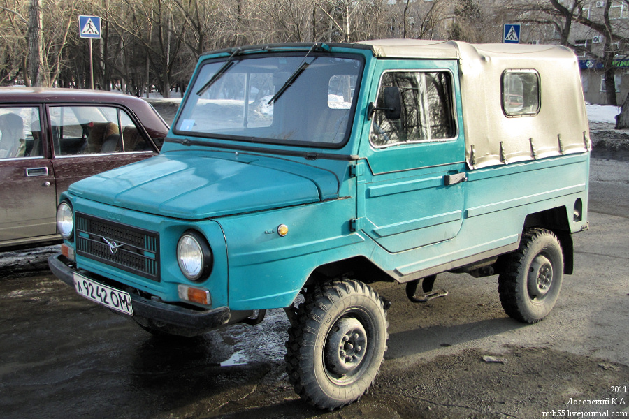 ЛуАЗ-969М