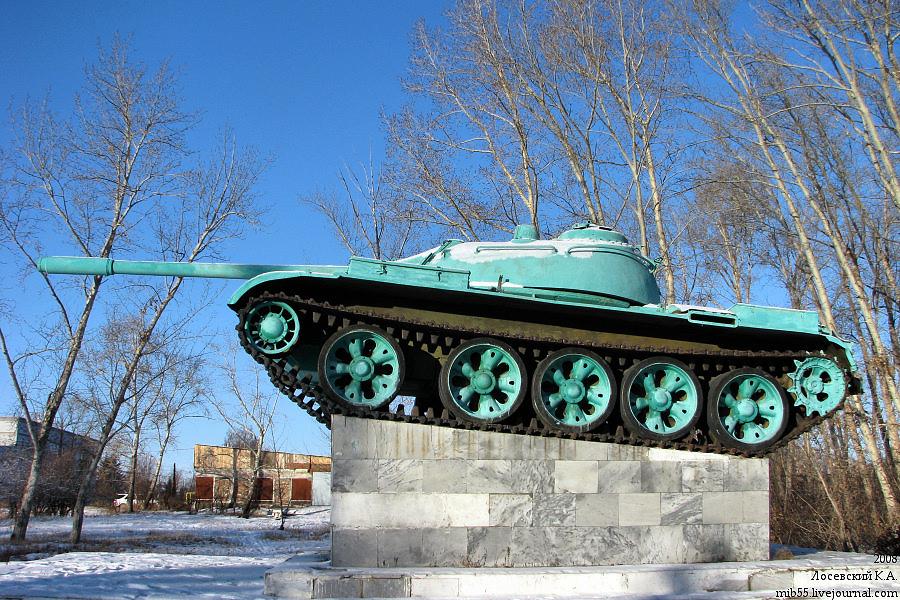 Т-54Б 3