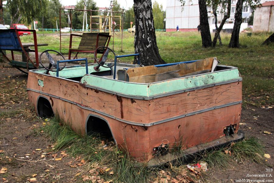 Светофор кабриолет 2