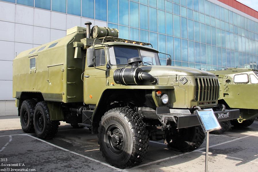 УрАЛ-4322 МЭС