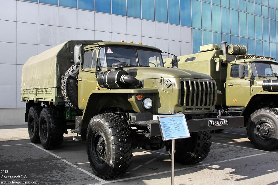 Урал-4322