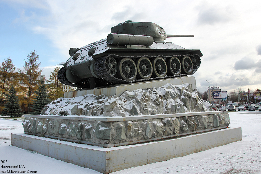 Т-34-85 3