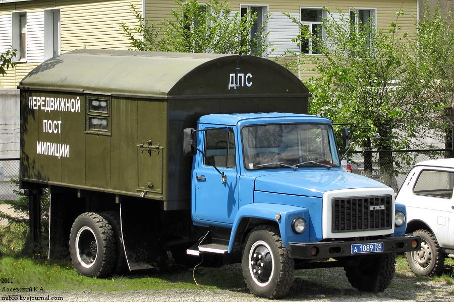 ГАЗ-3307_ДПС