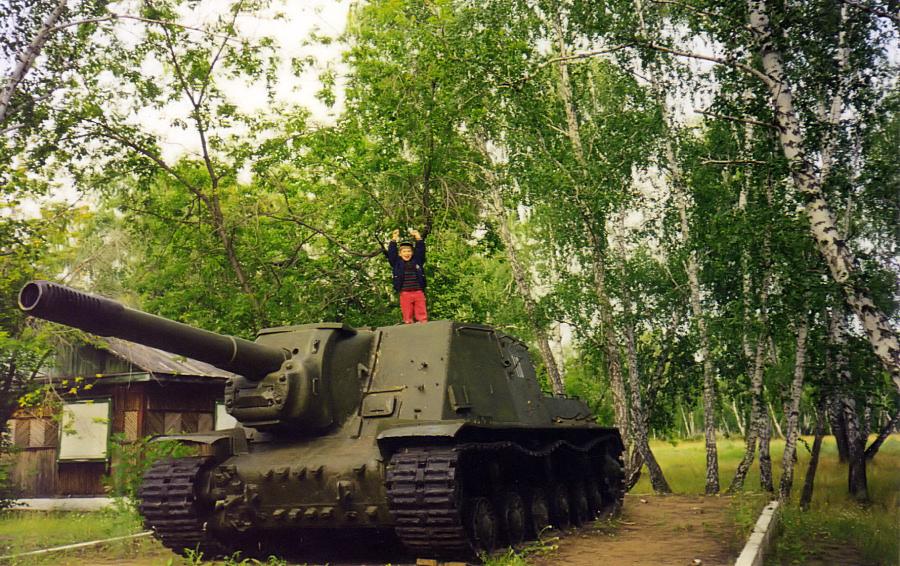 ИСУ-152 ОВОКУ_s