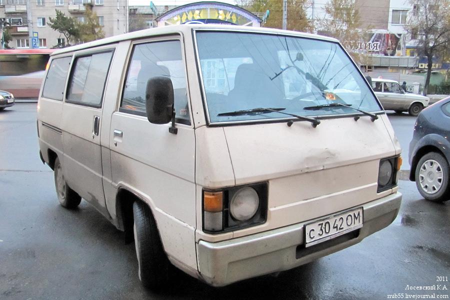 Mistubishi L300