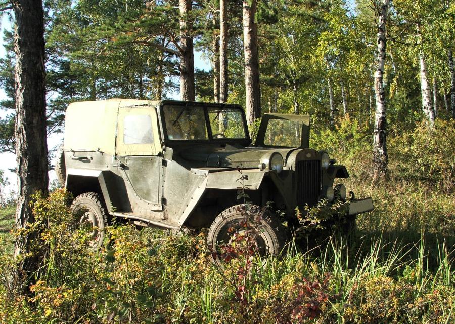 ГАЗ-67 4