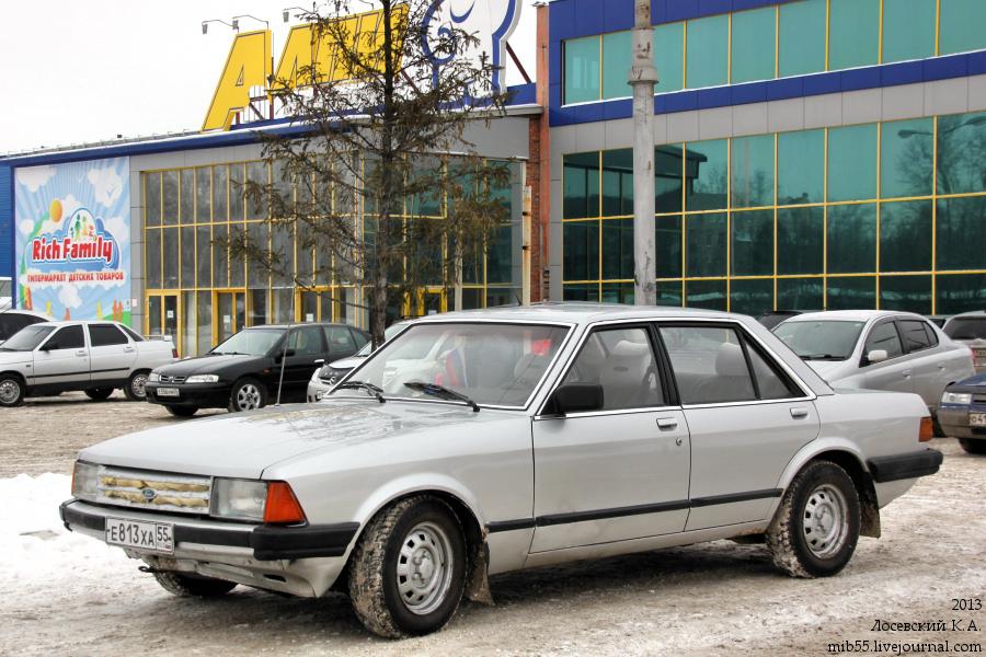 Ford Granada 1
