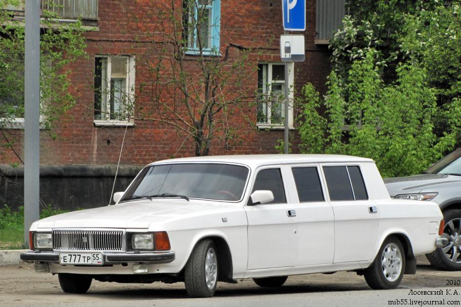 ГАЗ-3102 стретч 1