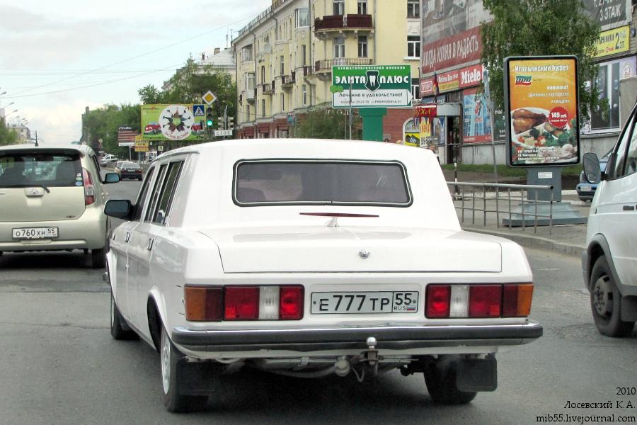 ГАЗ-3102 стретч 2