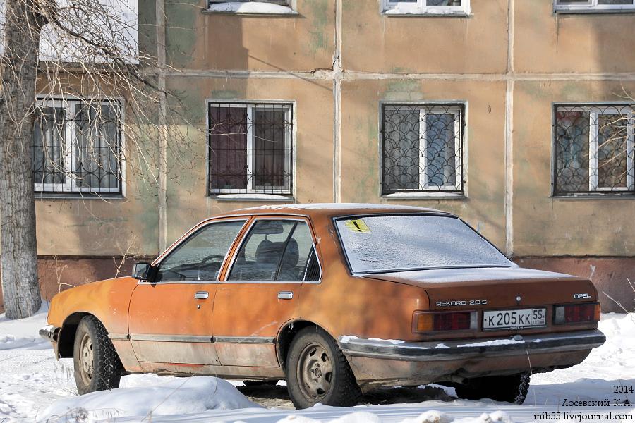 Opel Rekord 2