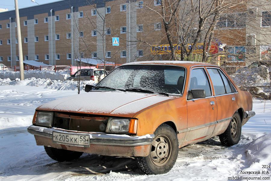 Opel Rekord 1