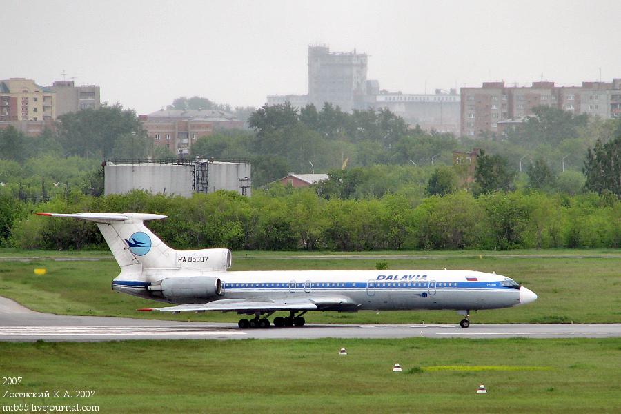 Ту-154 2