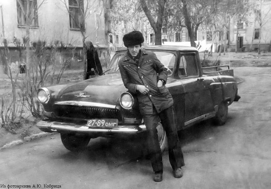 ГАЗ-21_пикап_таксопарк