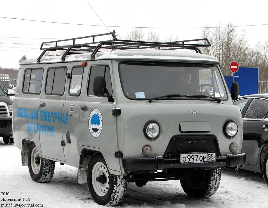 УАЗ-2206 1