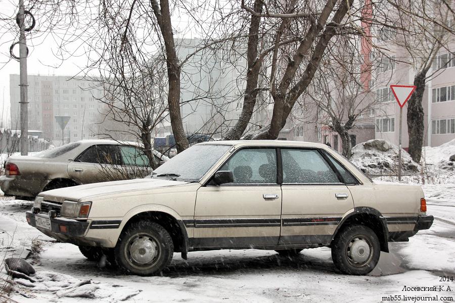 Subaru Leone 1