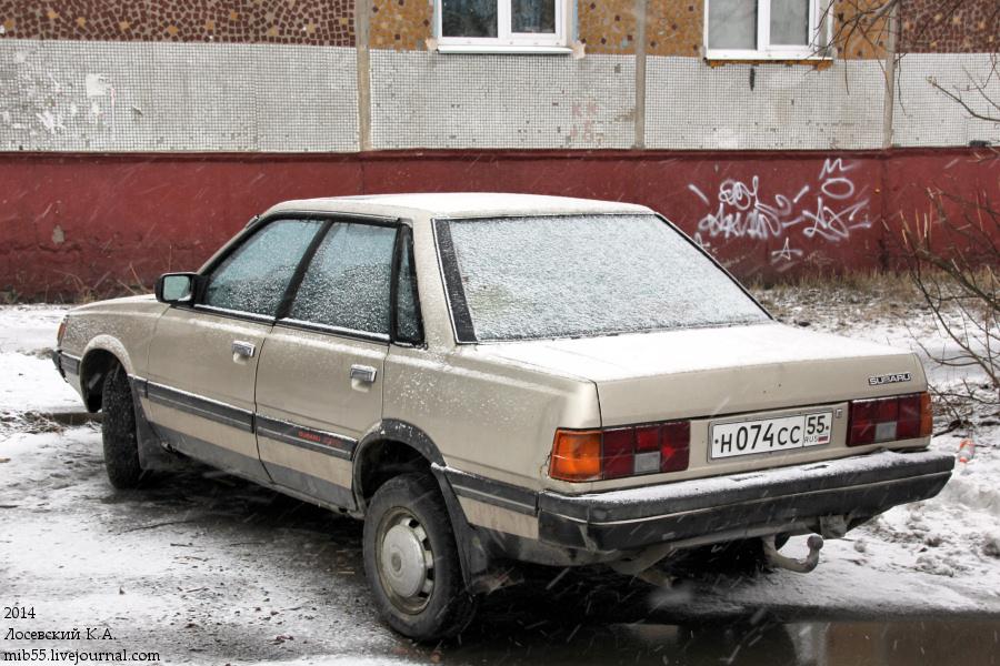 Subaru Leone 2
