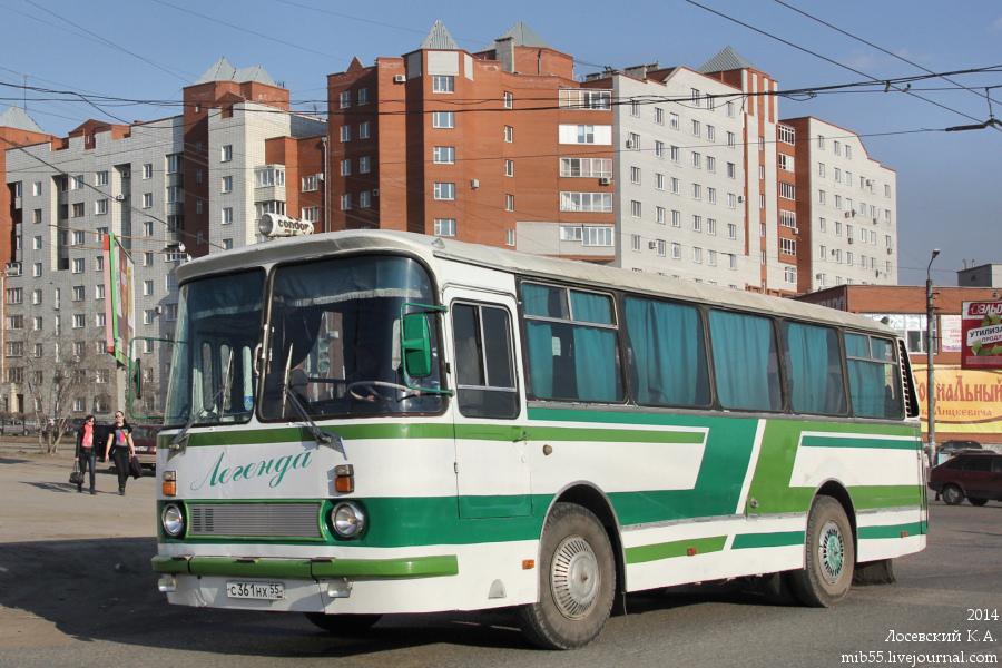 ЛАЗ-695Н Легенда 1