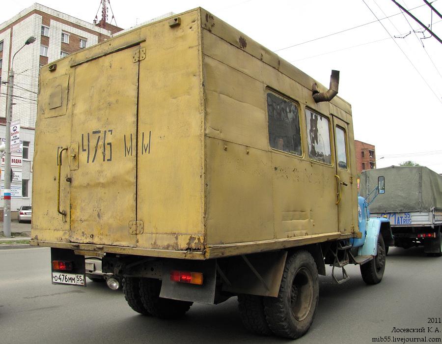ОАЗ-9437 ЗИЛ-130
