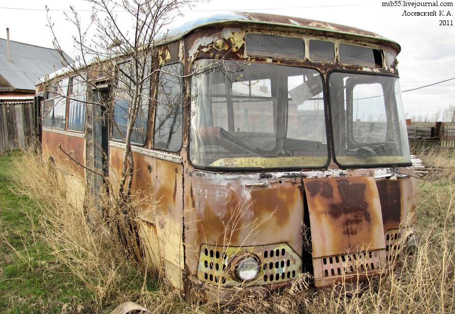 ЛиАЗ-677 ОАРЗ 1