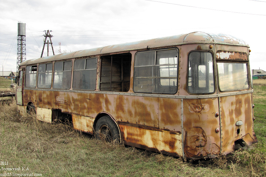 ЛиАЗ-677 ОАРЗ 2