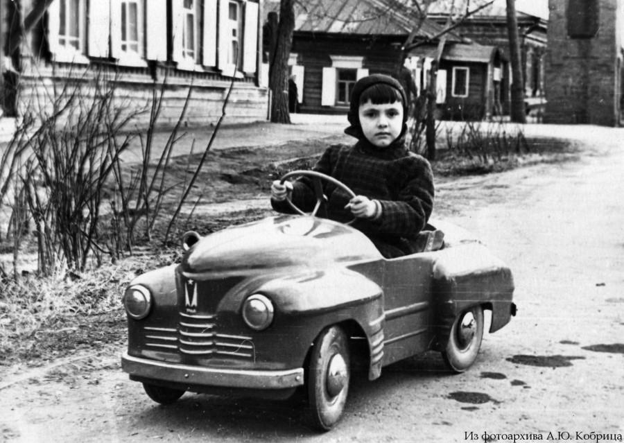 Машинка Урал