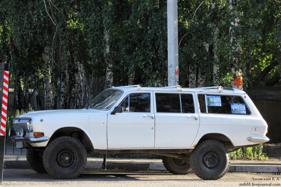 ГАЗ-2402 4х4