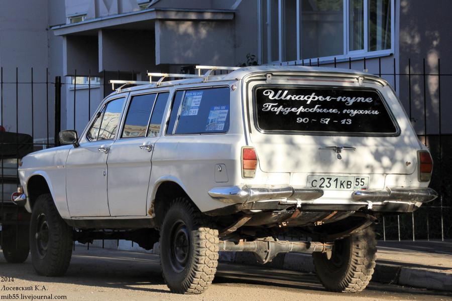 ГАЗ-2402 4х4 2