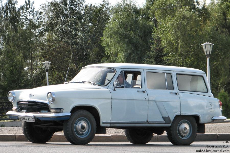 ГАЗ-22В 4х4