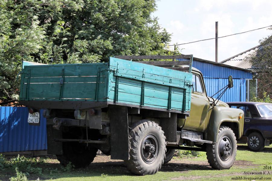 Самоделка ГАЗ 2