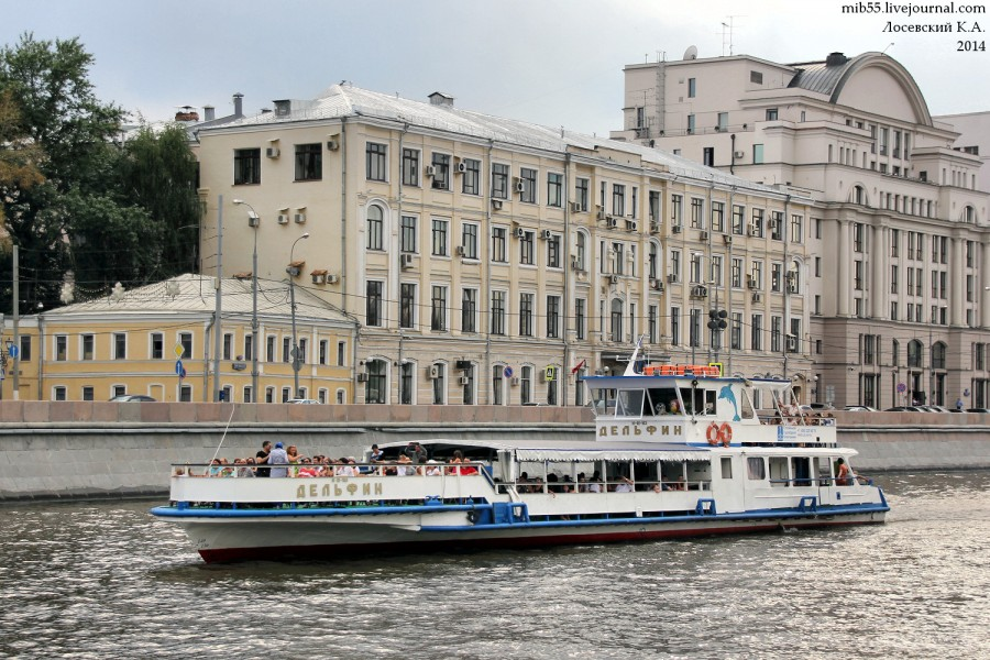Дельфин Москва