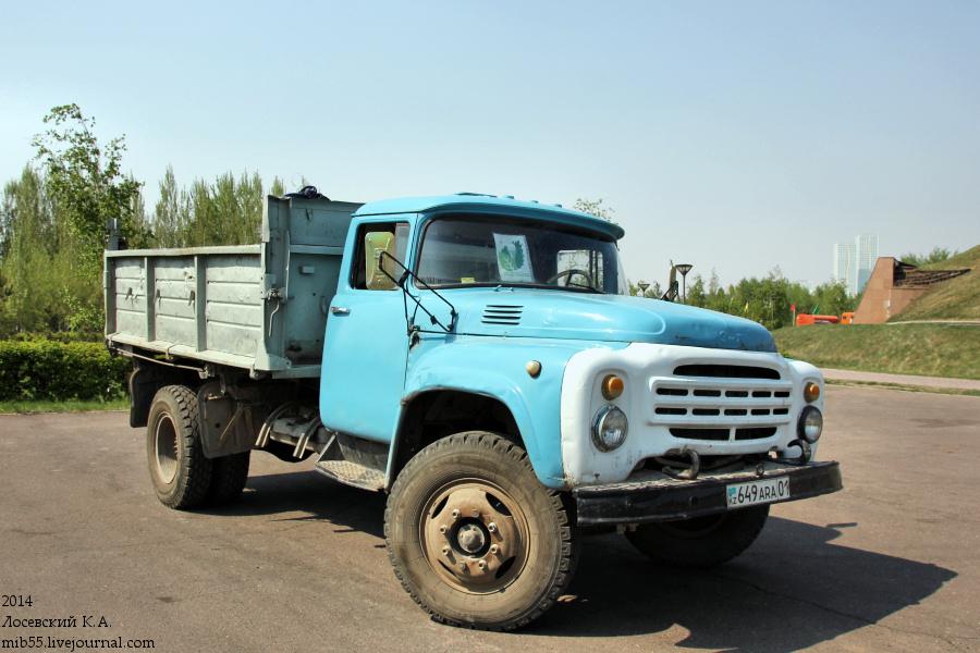 ЗИЛ-ММЗ-554