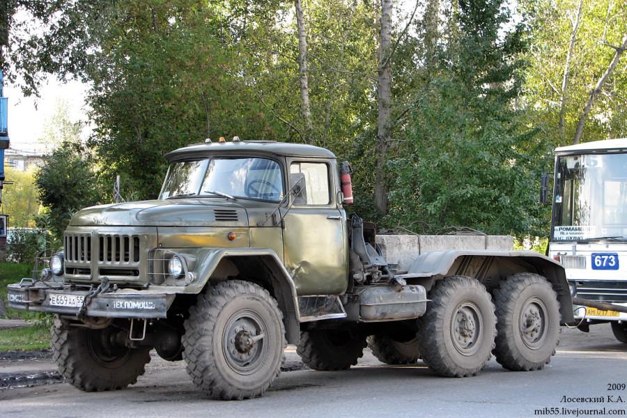 ЗИЛ-131 ПАТП-4