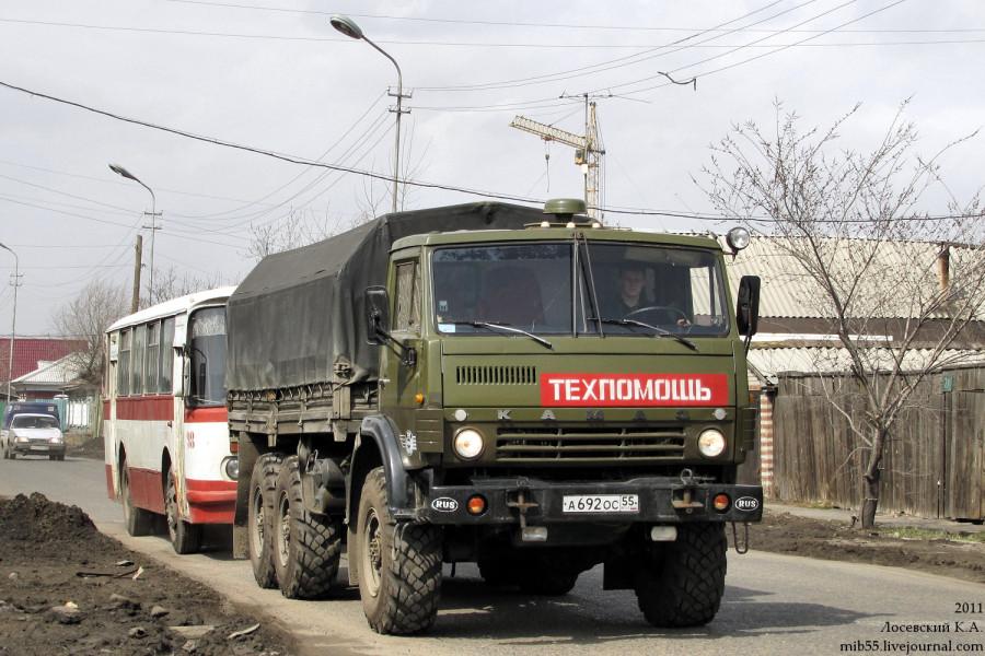 КамАЗ-4310 ОПОПАТ-1
