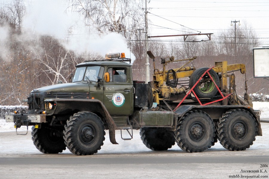 Урал-375 ПАТП-2