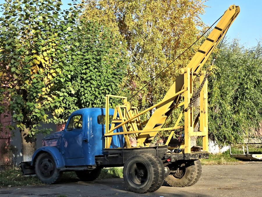 ГАЗ-51 техничка