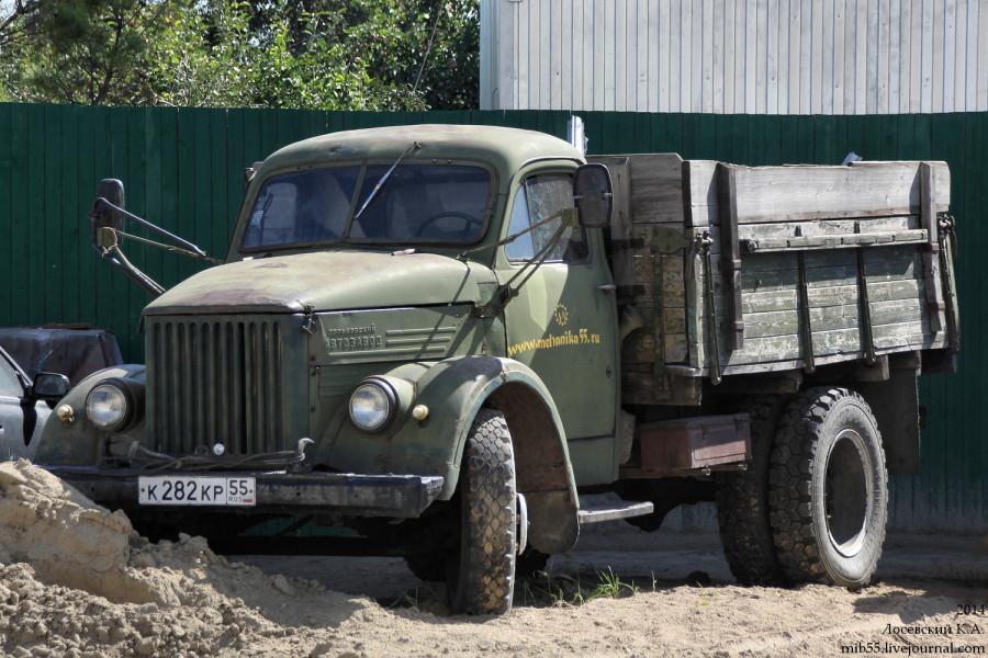 ГАЗ-51А