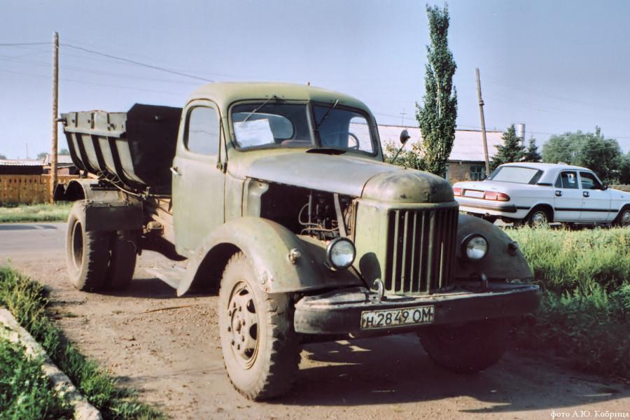ЗИЛ-ММЗ-585 Кобриц