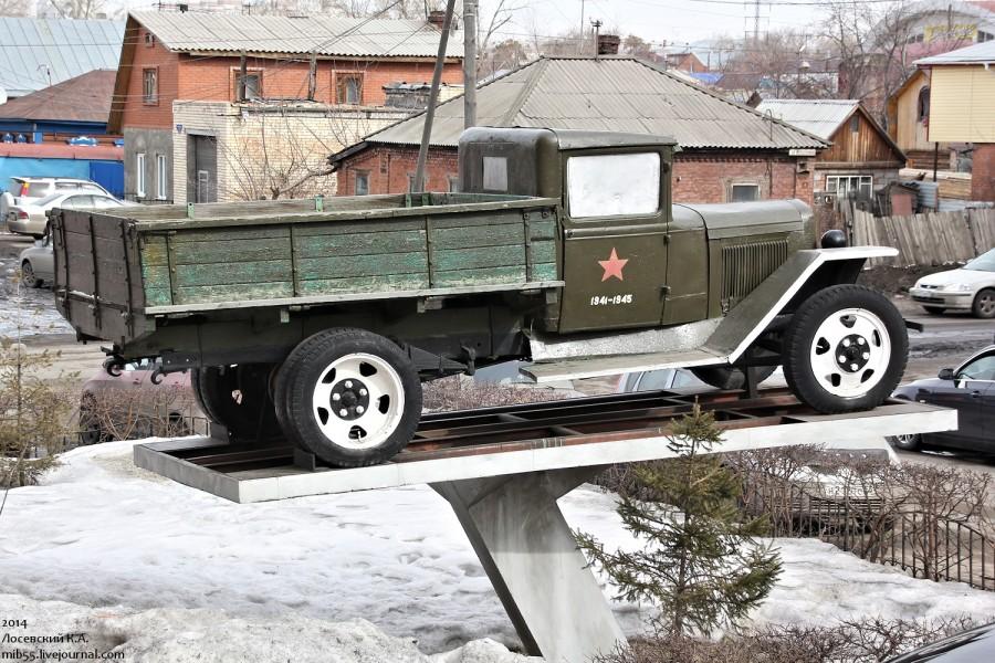 ГАЗ-ММ 4