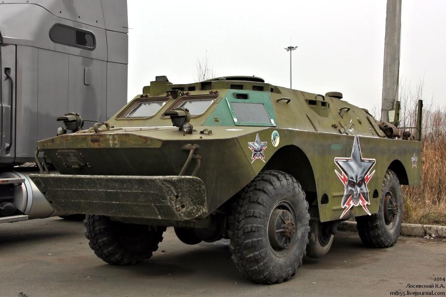 БРДМ-2РХБ 1