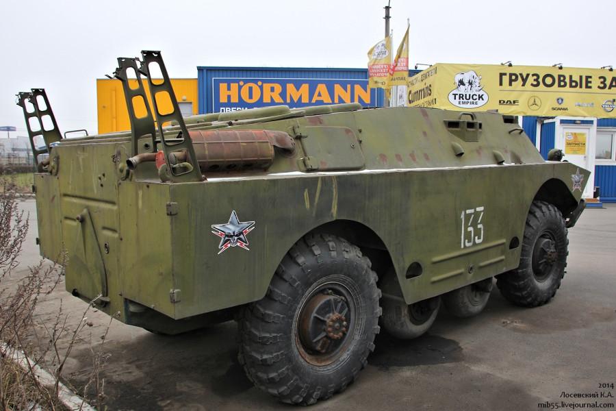 БРДМ-2РХБ 2