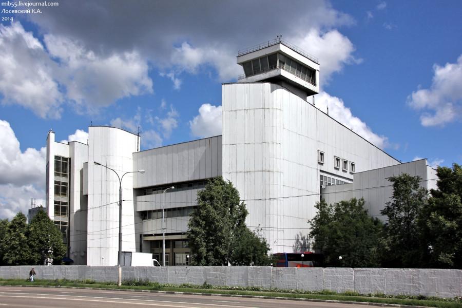 Аэропорт на Ходынке 3