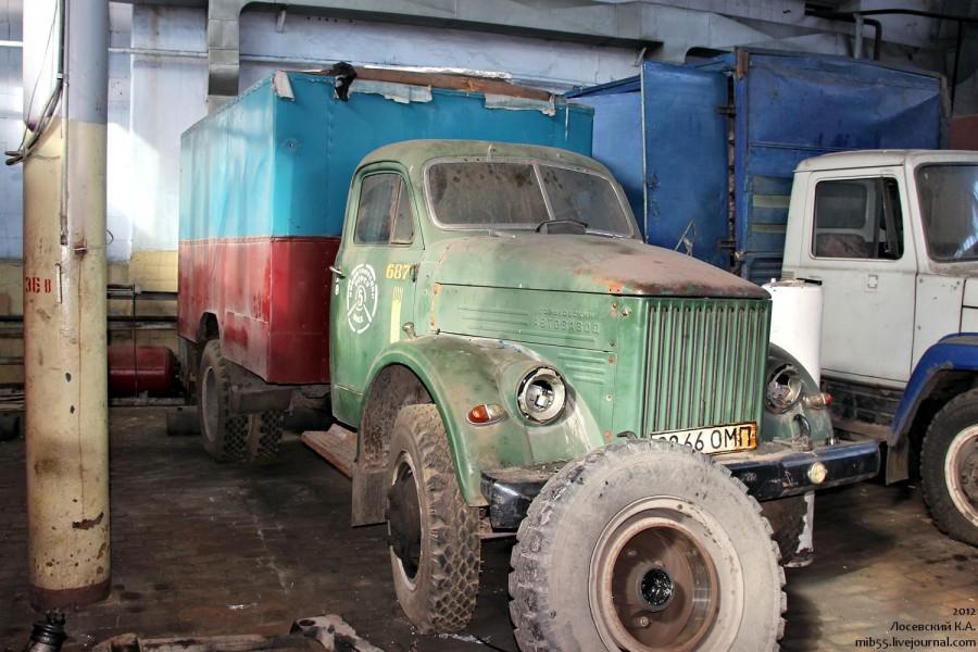 ГАЗ-51А 1