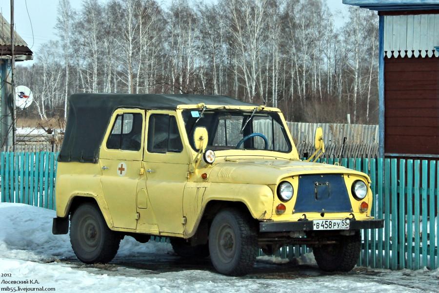 УАЗ-469БГ 1