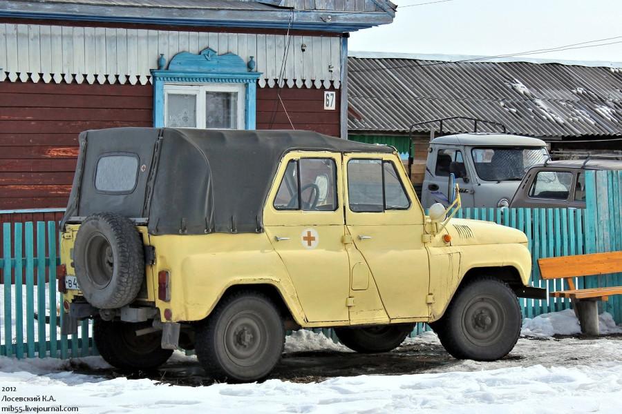УАЗ-469БГ 2