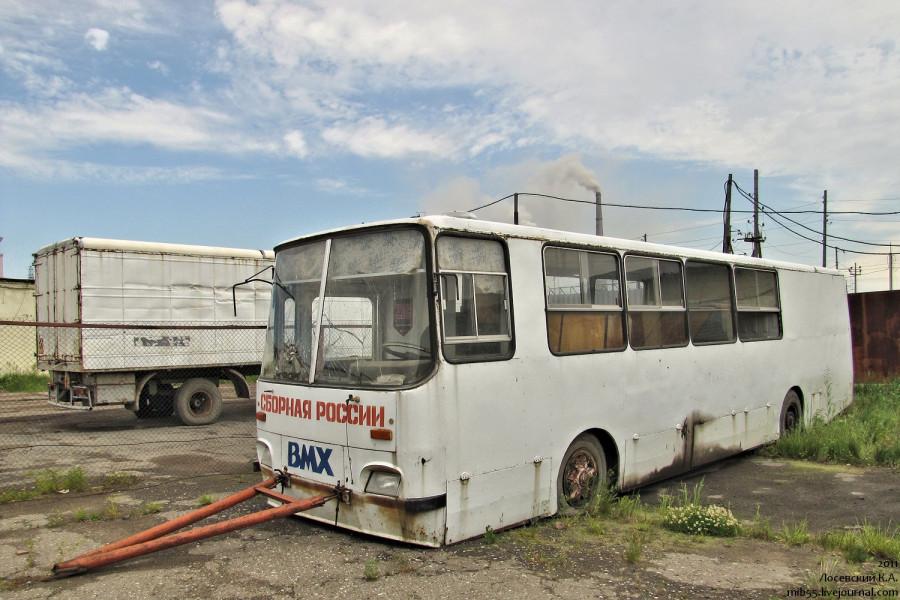 Ikarus-280 cut 1