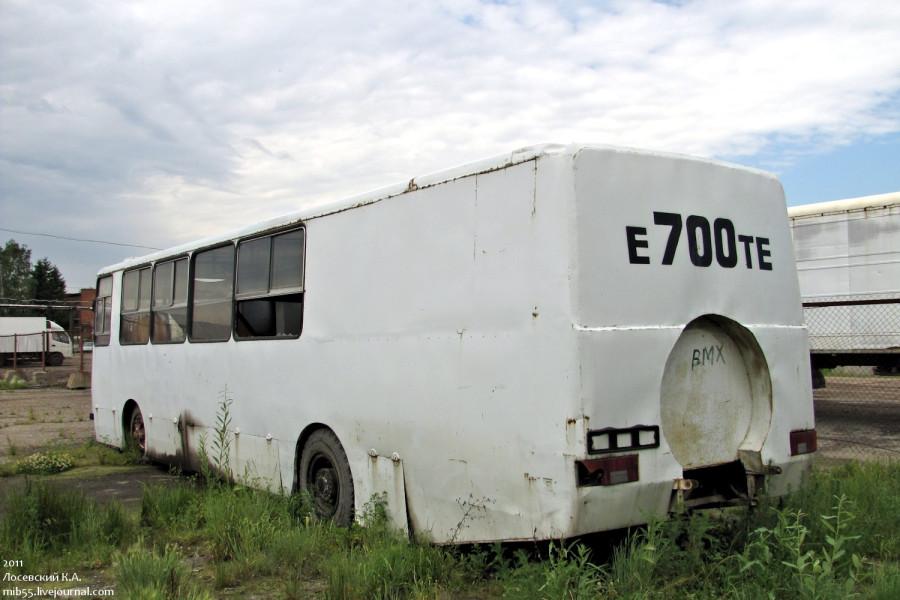 Ikarus-280 cut 3