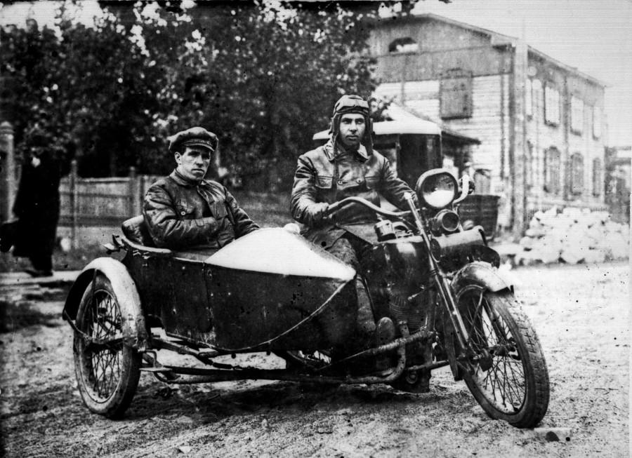 Мотопробег 1928 04