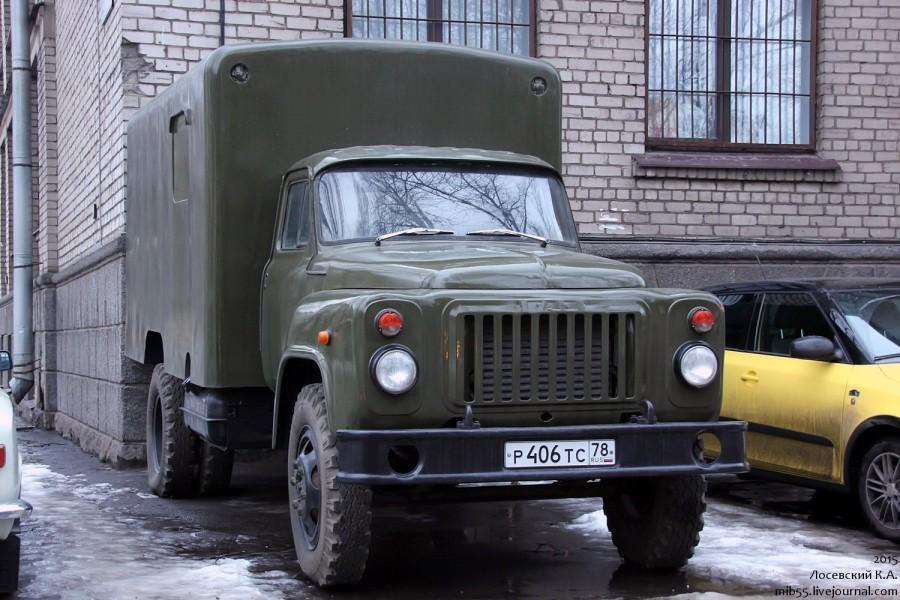 ГАЗ-52 1
