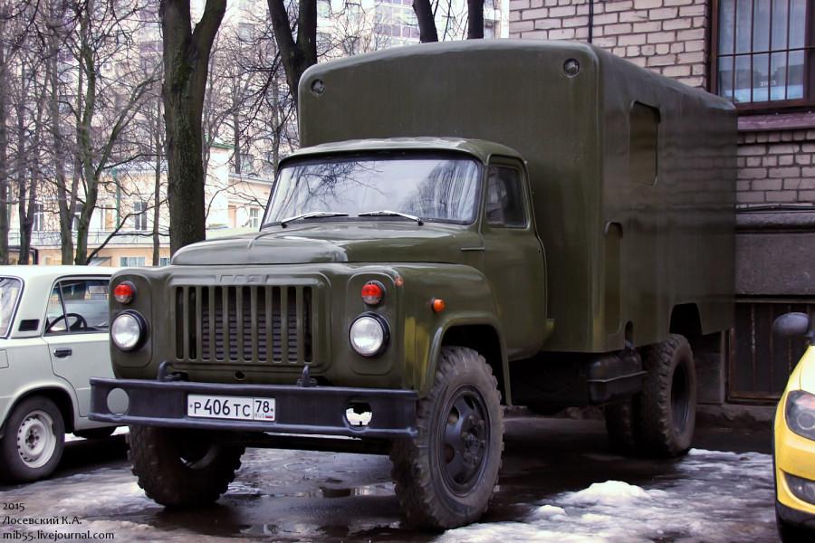 ГАЗ-52 2